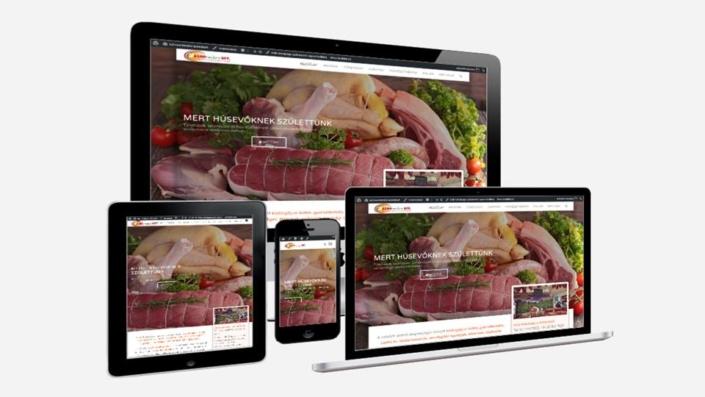 Hús bolt webodala