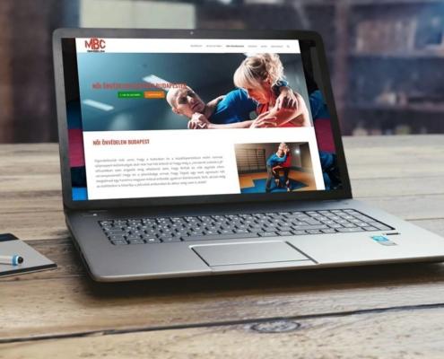 Sport weboldal