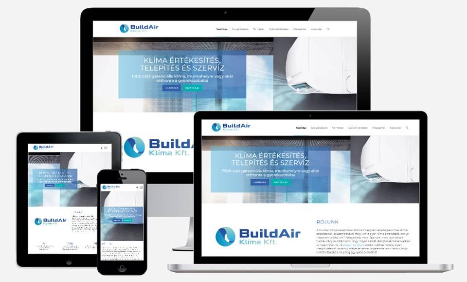 BuildAir Klíma